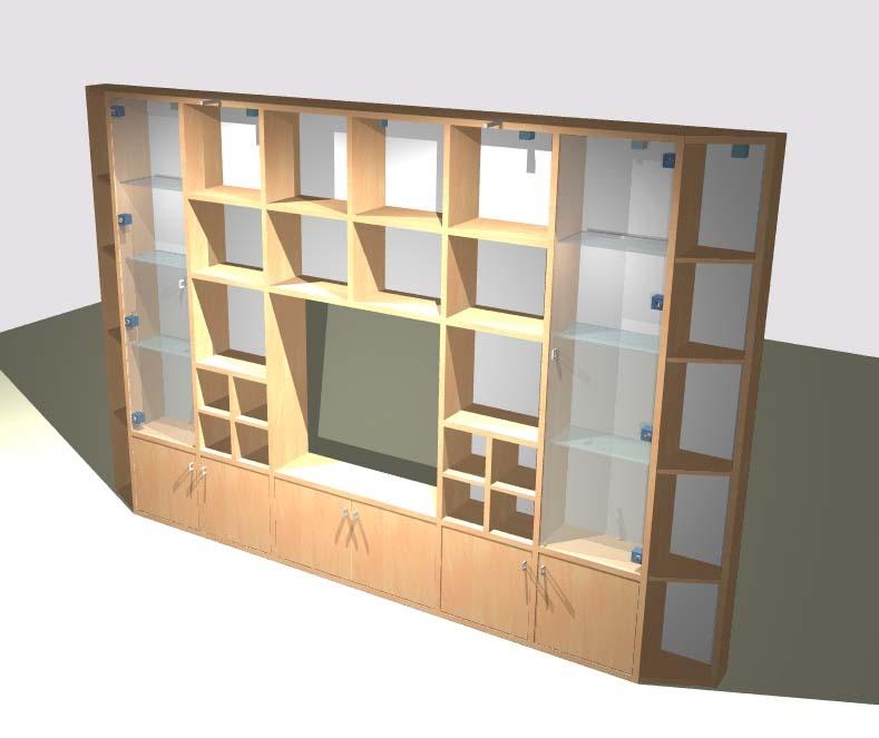 Stunning Wandmeubel Boekenkast Images - Huis & Interieur Ideeën ...