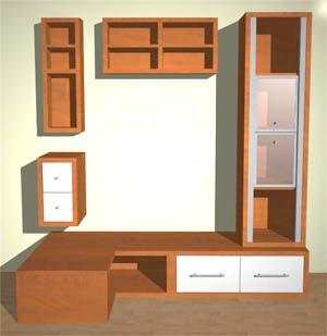 Comfort kasten op maat ook voor uw audiomeubel tvmeubel wandmeubel boekenkast dvd meubel en - Tv hoek meubels ...